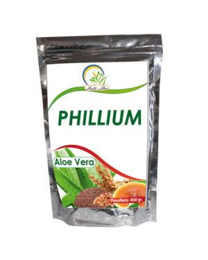 phillium con aloe vera