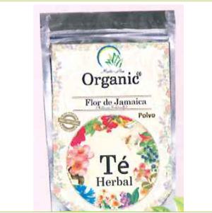 Te de Flor de Jamaica organico con Aloe Vera en Medellin